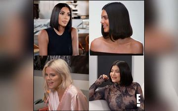 Kim Kardashian, Khloe, Kendall Or Kylie Jenner In Short Hair – Who Has Got The Top Bob?