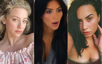 FREAKY FRIDAY: Did You Know Kim Kardashian, Demi Lovato, Lili Reinhart And Other Celebs Predicted Their Future With Accuracy?