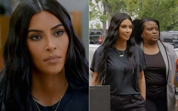 Kim Kardashian Shines A Light On Injustice In Her Upcoming Documentary: 'This Justice Project Tugs At My Heart'-VIDEO