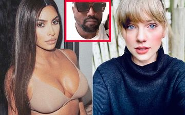 Kim Kardashian Accuses Taylor Swift Of Lying About Kanye Call; Singer's Rep Hits Back: 'Who'd You Piss Off To Leak The Video?'