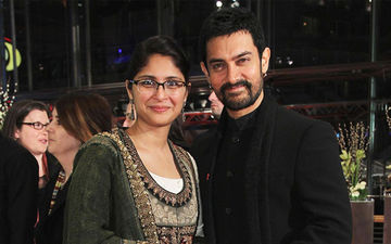 "Aamir Khan's Wife Kiran Rao Accepts ""Nepotism Exists"""