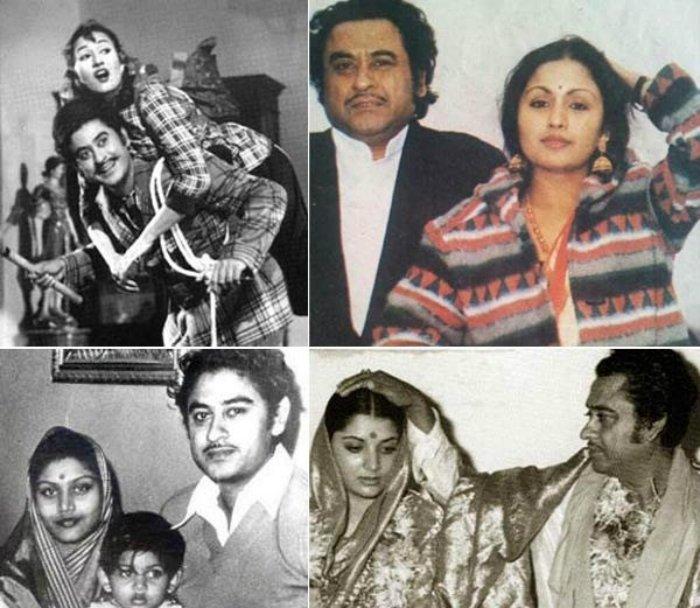 Kishore wife