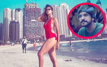 Suyyash Rai Gets Trolled For His Abusive Comment On Kishwer Merchant's Bikini Look