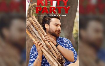 Kitty Party: Nav Bajwa Shares Some Shoot Pics