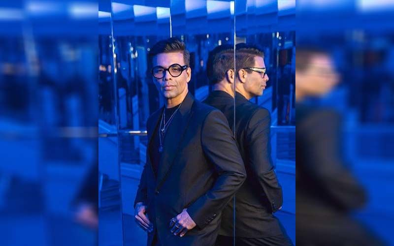 Take An Inside Tour To Karan Johar's Swanky Duplex Apartment In Mumbai That Will Give You Some 'Serious' Style Inspo; See PICS