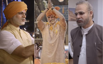 PM Narendra Modi Film Song, Namo Namo: Vivek Oberoi As PM Modi Strives To Make A Difference In The Country Through This Rap Track