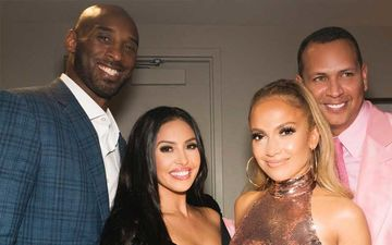 Jennifer Lopez Reveals Fiancé Alex Rodriguez Was In Tears After Learning Of Kobe Bryant's Tragic Death