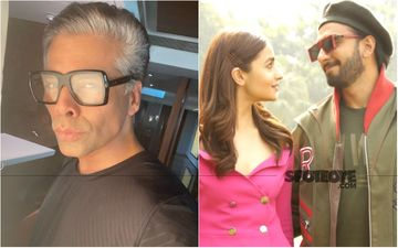 Takht Put On Hold As Karan Johar Planning Another Flick With Ranveer Singh And Alia Bhatt - Reports