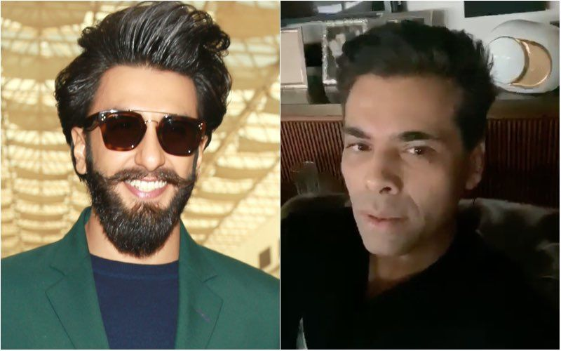Ranveer Singh Jams On Instagram Live To Celebrate Arsenal's Win; Karan Johar Makes A Brief Return To Social Media To Drop THIS Comment
