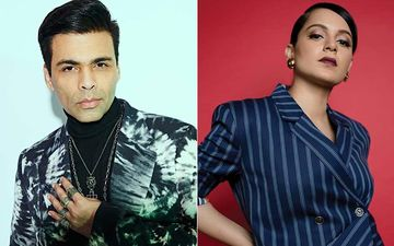 KJo Congratulates Fellow Padma Shri Kangana Ranaut, Wants To Work With Her, 'I'll Pick Up The Phone, Talk To Her'