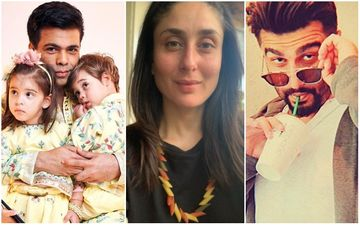 Coronavirus Lockdown: Karan Johar Hilariously Got Body Shamed By Kids; Kareena And Arjun Give An EPIC Reply