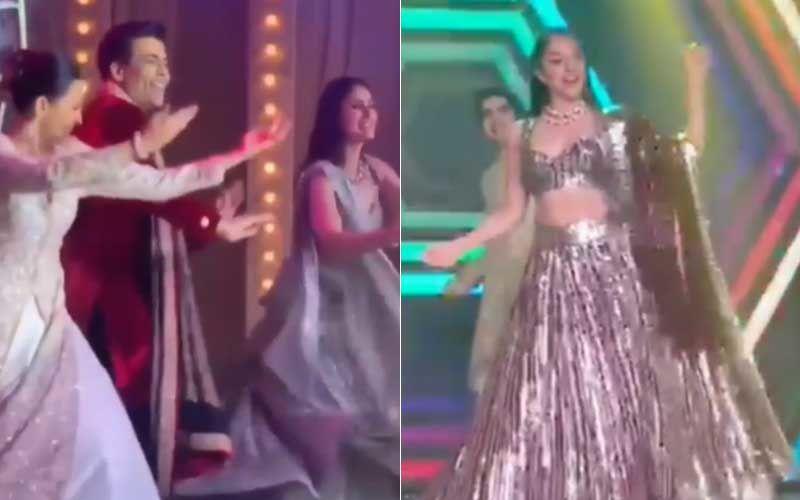 Kareena Kapoor Dances To Bole Chudiya; Kiara Advani To Sauda Khara - INSIDE VIDEOS From Armaan Jain's Reception