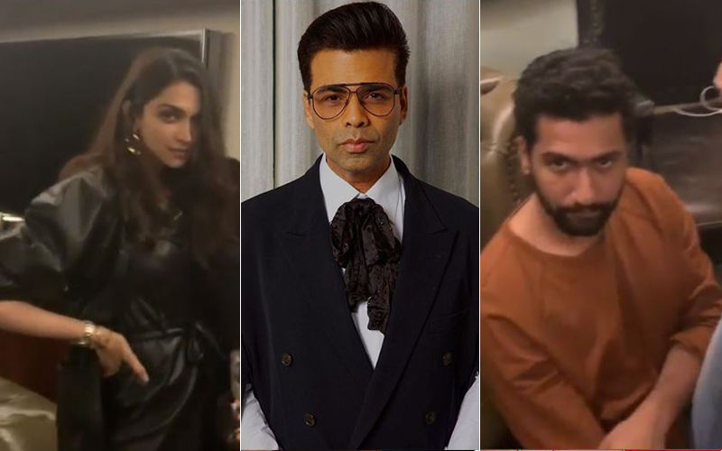 "Karan Johar On Drug Party Accusation: ""Would I Be Putting Out That Video If There Was Anything Happening, I Am Not Stupid"""