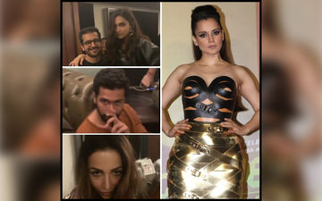 Bollywood Stars' Drugs Controversy: Deepika Padukone, Ranbir Kapoor, Shahid Get An Open Letter From A Mysterious Account Called Not Kangana