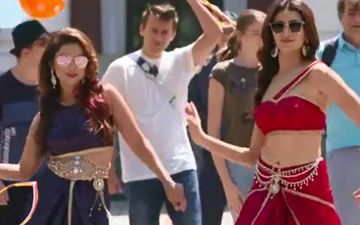 Khatron Ke Khiladi 10: Karishma Tanna And Adaa Khan Sizzle-Up Bulgaria With Their Naagin Dance – VIDEO