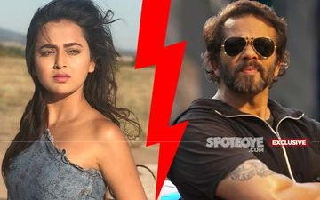 KKK 10 Tejasswi Prakash-Rohit Shetty CONTROVERSY: Actress SPEAKS OUT, 'Main Real Hoon; Dil Mein Jo Aata Hai, Bol Deti Hoon'-EXCLUSIVE