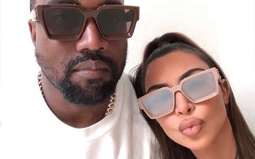 Kim Kardashian Opens Up About Baby No 5 With Kanye West Now That She's Quarantining With 4 Kids-WATCH