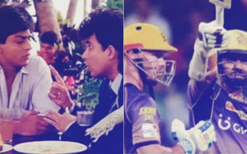 KKR's Win Reminds Shah Rukh Khan Of Kabhi Haan Kabhi Naa