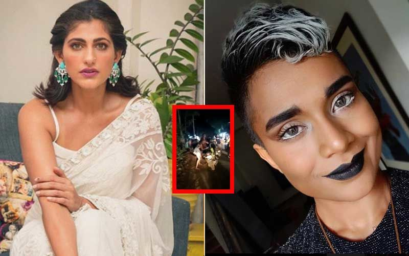 Kubbra Sait Shares Video Of An Artiste Fighting With A Molester On Goa Streets; Demands Justice