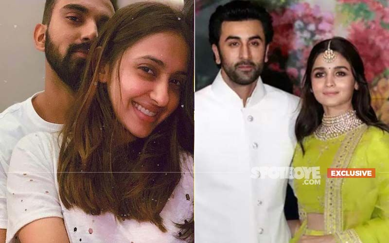 KL Rahul's Girlfriend Akansha Ranjan Introduced Him To Alia Bhatt And Ranbir Kapoor First- EXCLUSIVE