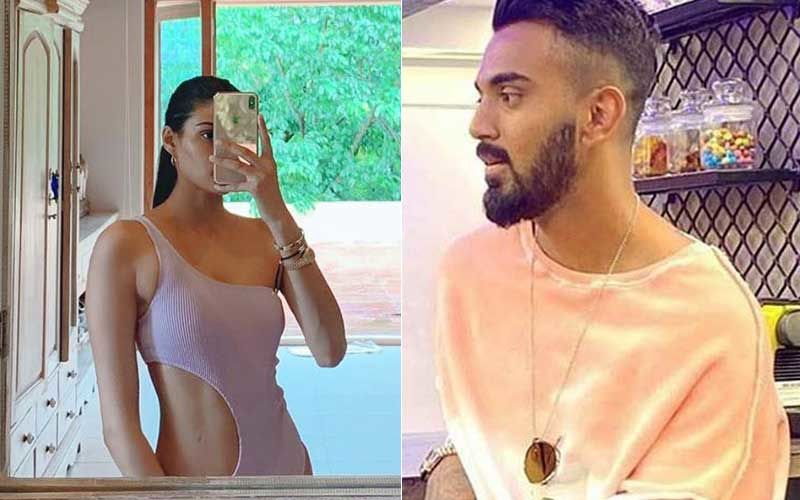 Athiya Shetty Posts A Sassy Picture In Cutout Swimwear; Rumoured BF KL Rahul Has The Best Response Ever