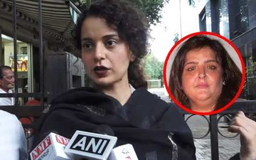 Kangana Ranaut Finally Speaks Up On The Sunaina Roshan Controversy – Watch Video