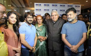 Know Why Tnusree Chakraborty Is Happy To Meet Bengal West Bengal Governor Jagdeep Dhankhar