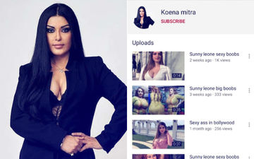 Angry Koena Mitra BLASTS Imposter On YouTube For Uploading PORN Videos Under Her Name, 'They Are Trying To Defame Me'