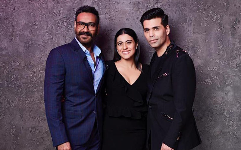 KWK 6: No Rivalry Anymore, Ajay Devgn And Kajol To Sip Koffee With Karan Johar