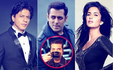 Shah Rukh Khan, Salman Khan And Katrina Kaif To Come Together For Koffee With Karan Season 6?