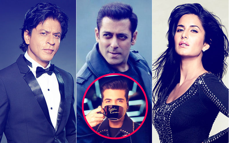 Shah Rukh Khan, Salman Khan And Katrina Kaif To Come Together For Koffee With Karan Season 6?