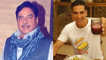 Shatrughan Sinha DENIES Taking A Dig At Akshay Kumar's Rs 25 Cr Donation, 'I Would Never Target Him For Any Taunt'