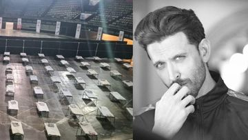 COVID-19 Outbreak: Mumbai's NSCI Dome, Which Hosts Filmfare, IIFA, Turns Into Observation Facility; Hrithik And Others Applaud