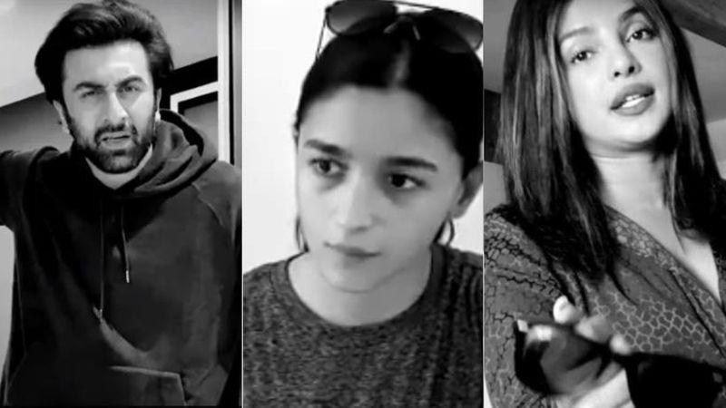 'Family' Film On Coronavirus: Ranbir Kapoor-Alia Bhatt Shot Each Other, Nick Jonas Turned Cameraman For Priyanka Chopra In LA