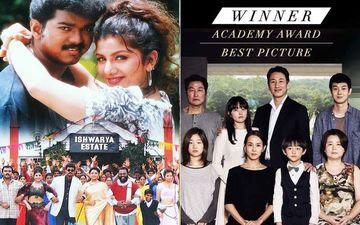 Oscar-Winning Film Parasite Inspired From Vijay's Minsara Kanna? Twitterati Draws Comparisons