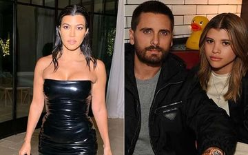 Kourtney Kardashian Pleads With Ex Scott Disick To Not Marry His GF Sofia Richie, Amid Engagement Rumors