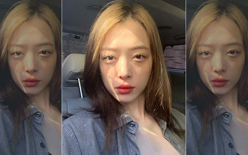 South Korean Singer And Actor Sulli Found Dead At Her Seongnam Residence