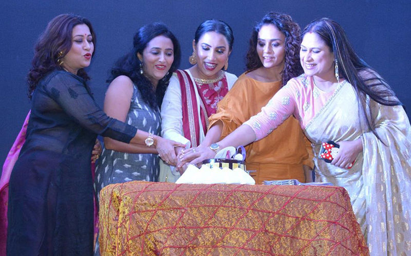 Kranti Redkar Launches Her New Clothing Brand, Check Out The Pictures From Her Launch Party With Marathi Stars