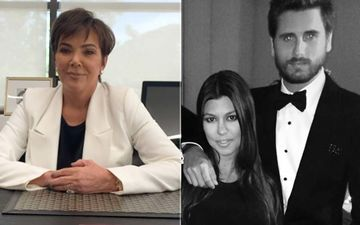 Did Kris Jenner Make It Official? Kourtney Kardashian And Scott Disick Have Reunited? - View Picture