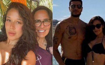 Krishna Shroff's Bikini Picture Grabs Ex-boyfriend Eban Hyams' Attention; Former Lover Leaves A 'Cool' Comment