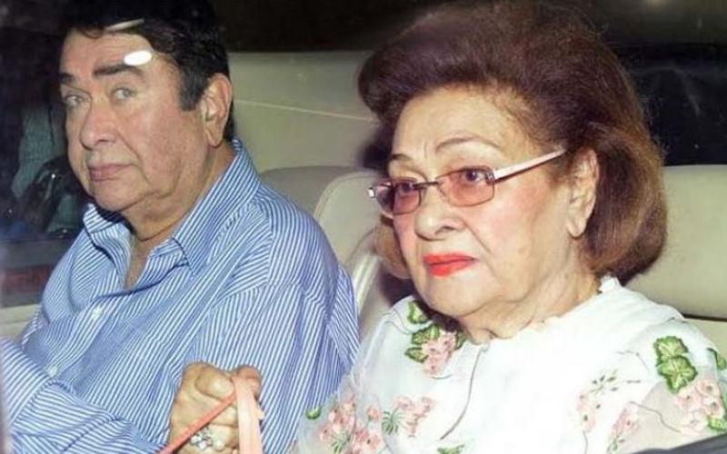 Krishna Raj Kapoor Passes Away At 87