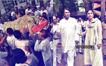 Krishna Raj Kapoor Funeral LIVE Updates: Bollywood Bids Final Goodbye