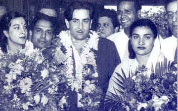 Raj Kapoor Wrote A Passionate Letter To Krishna Raj Kapoor While Working With Nargis But Never Gave It To Her