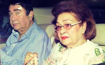 राज कपूर की पत्नी कृष्णा राज कपूर का हुआ निधन