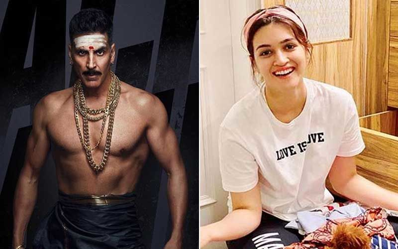 Bachchan Pandey: Gangster Akshay Kumar And Journalist Kriti Sanon To Commence Shoot From January 2021 – Reports