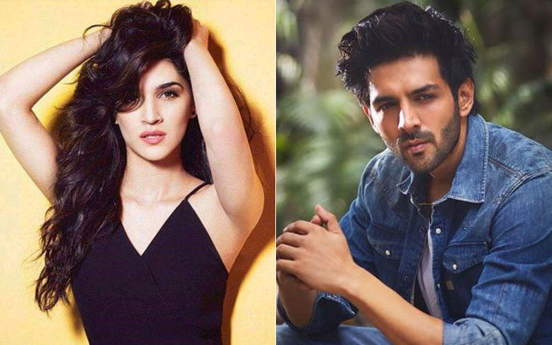 "Kriti Sanon Says ""It's Unfair"" To Attribute Luka Chuppi's Success Only To Kartik Aaryan"
