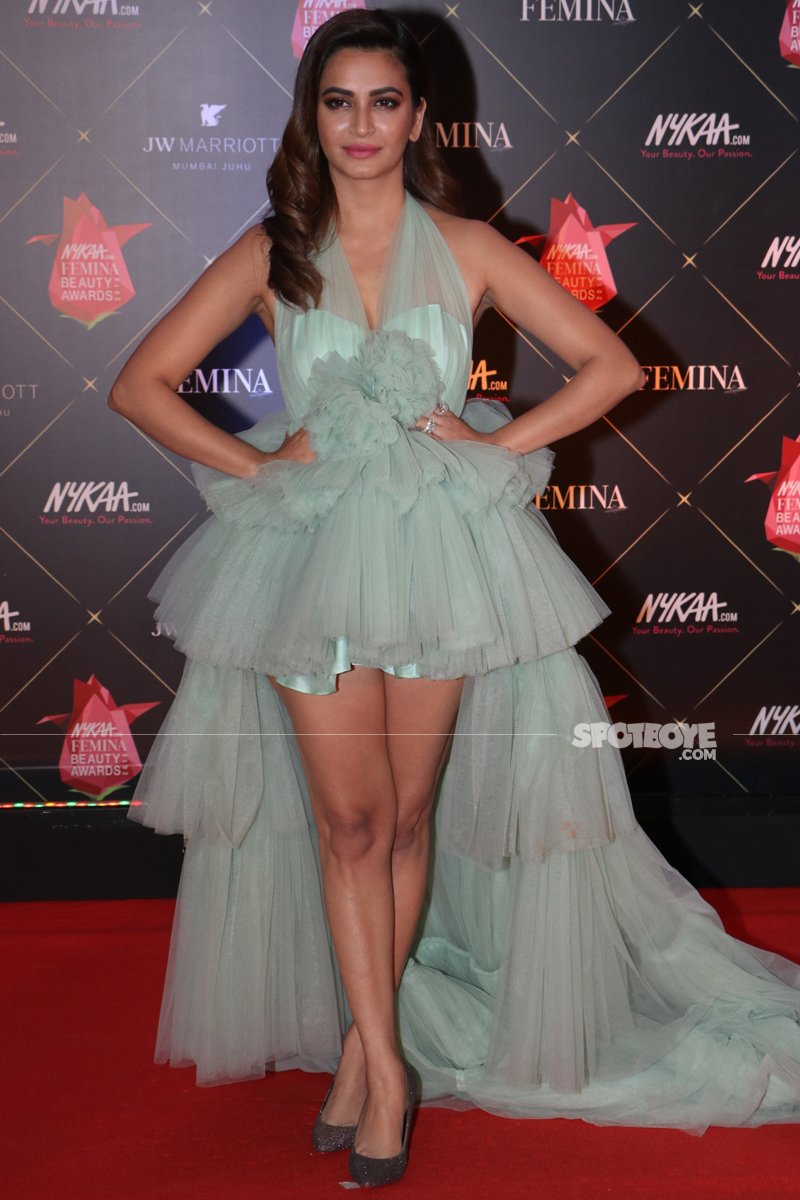 kriti kharbanda at femina awards