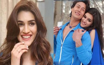 "Kriti Sanon Completes 5 Years In Bollywood; Says, ""It's Time For Heropanti 2 With Tiger Shroff"""