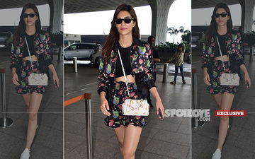 Kriti Sanon's Plane Not Allowed To Land In Mumbai; Actress Left High And Dry In Ahmedabad!