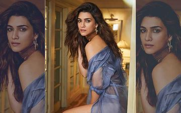 Here's Why Kriti Sanon Has Been Approaching Gynecologists And Real Life Moms
